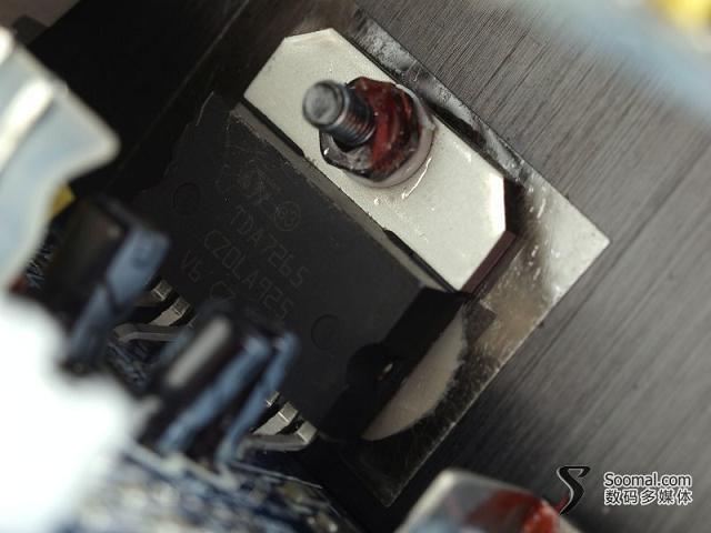 DA7265 功率放大器芯片-深圳市声荟音响有限公司 声荟音响 QMS
